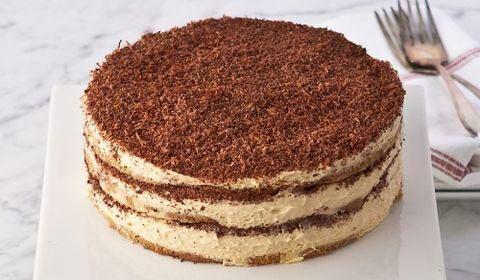 Торт тирамису рецепт в фото